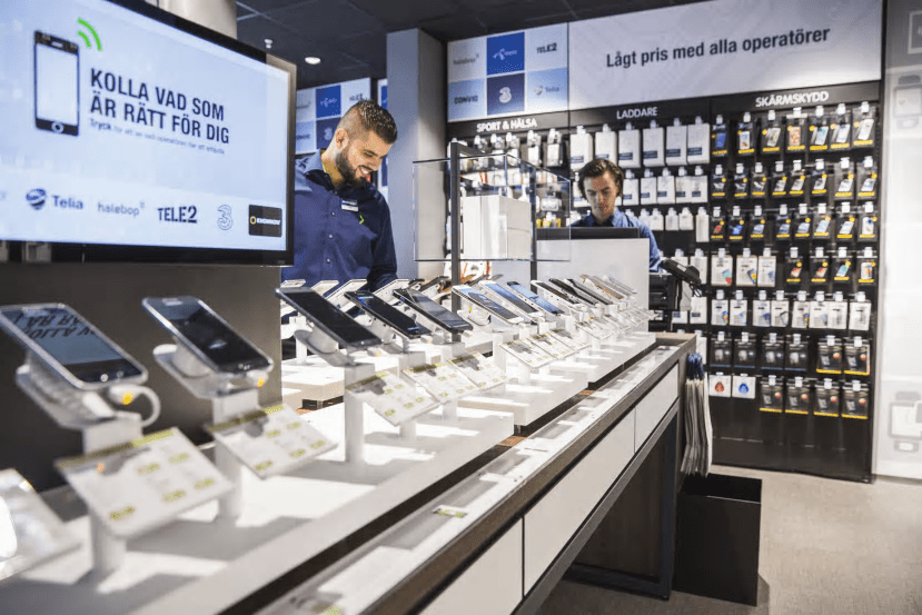 Elgiganten öppnar ytterligare butik i Kalmar
