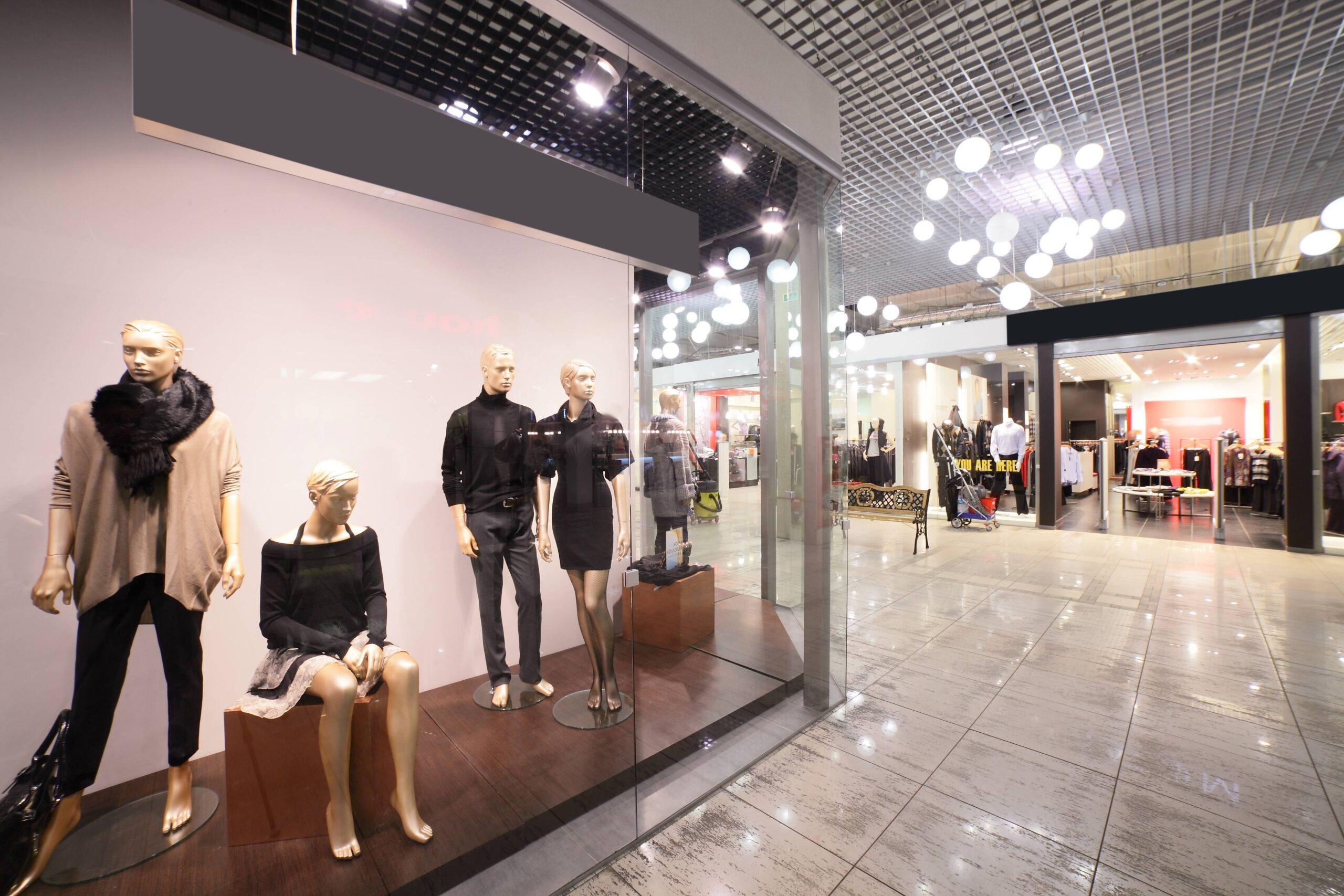 Modehandeln ökade i september