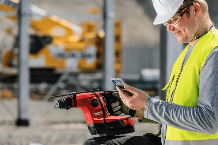 Förenkla jobbet: Nu lanseras gratisappen Hilti Connect