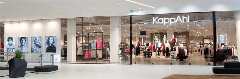 KappAhl först ut att erbjuda betalning med mobil i butik via Klarna
