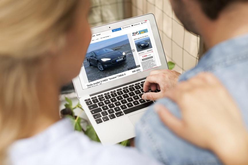 Fyra av tio svenskar kan tänka sig en elbil som nästa bil