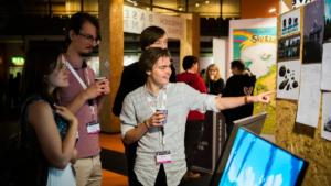 Microsoft och Nintendo deltog på Sweden Game Pitch 3