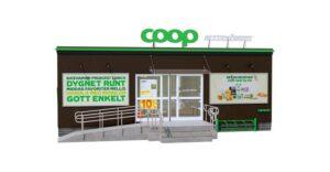 Coop öppnar obemannade butiker i år 3