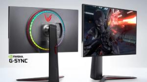 LG lanserar världens första gaming-bildskärm med 4K-upplösning och svarstid på 1ms (GTG) 3