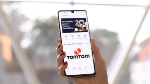 Huawei AppGallery växer med TomTom GO Navigation 3