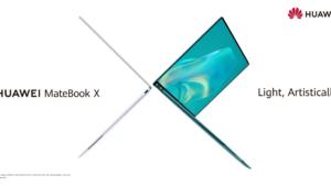 Huawei introducerar nya Huawei MateBook X 3