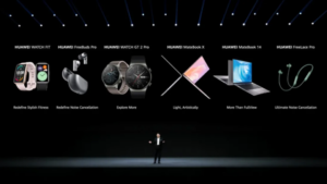Stark kvartett av smarta produkter från Huawei 2