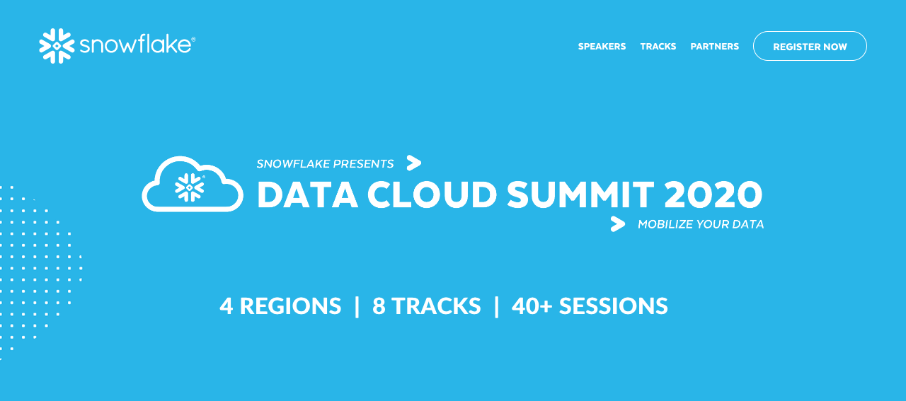 DATA CLOUD SUMMIT 2020 2