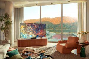 Samsung presenterar 2021 års TV med Neo QLED-, MICRO LED- och Lifestyle TV-skärmar 3