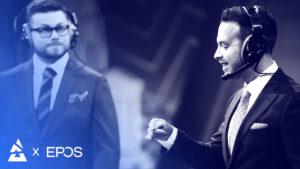 EPOS utökar sitt partnerskap med BLAST Premier