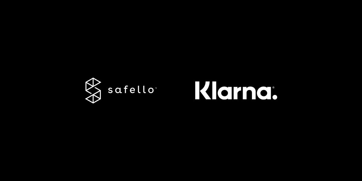 Klarna och Safello i strategiskt partnerskap – lanserar Open Banking till kryptomarknaden