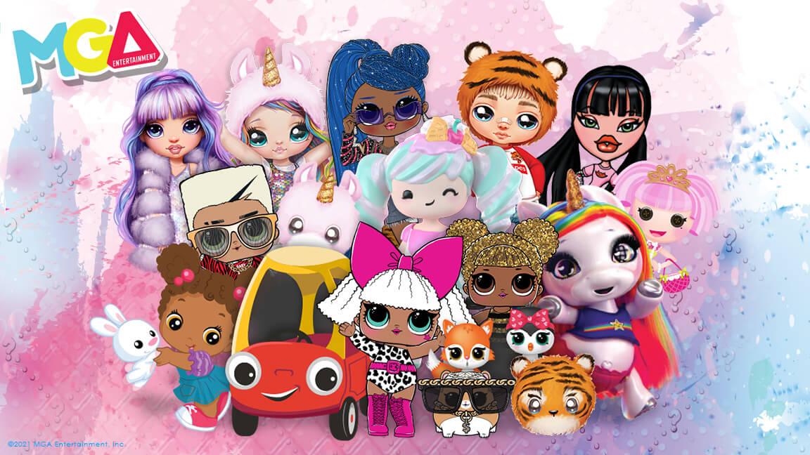 Bublar Group ingår strategisk licensaffär med ledande globala leksaksbolaget MGA Entertainment Inc.