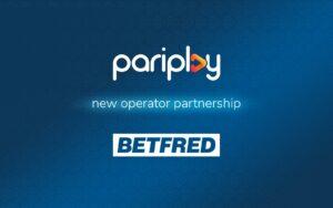 Aspire Globals spel live med brittiska operatören Betfred