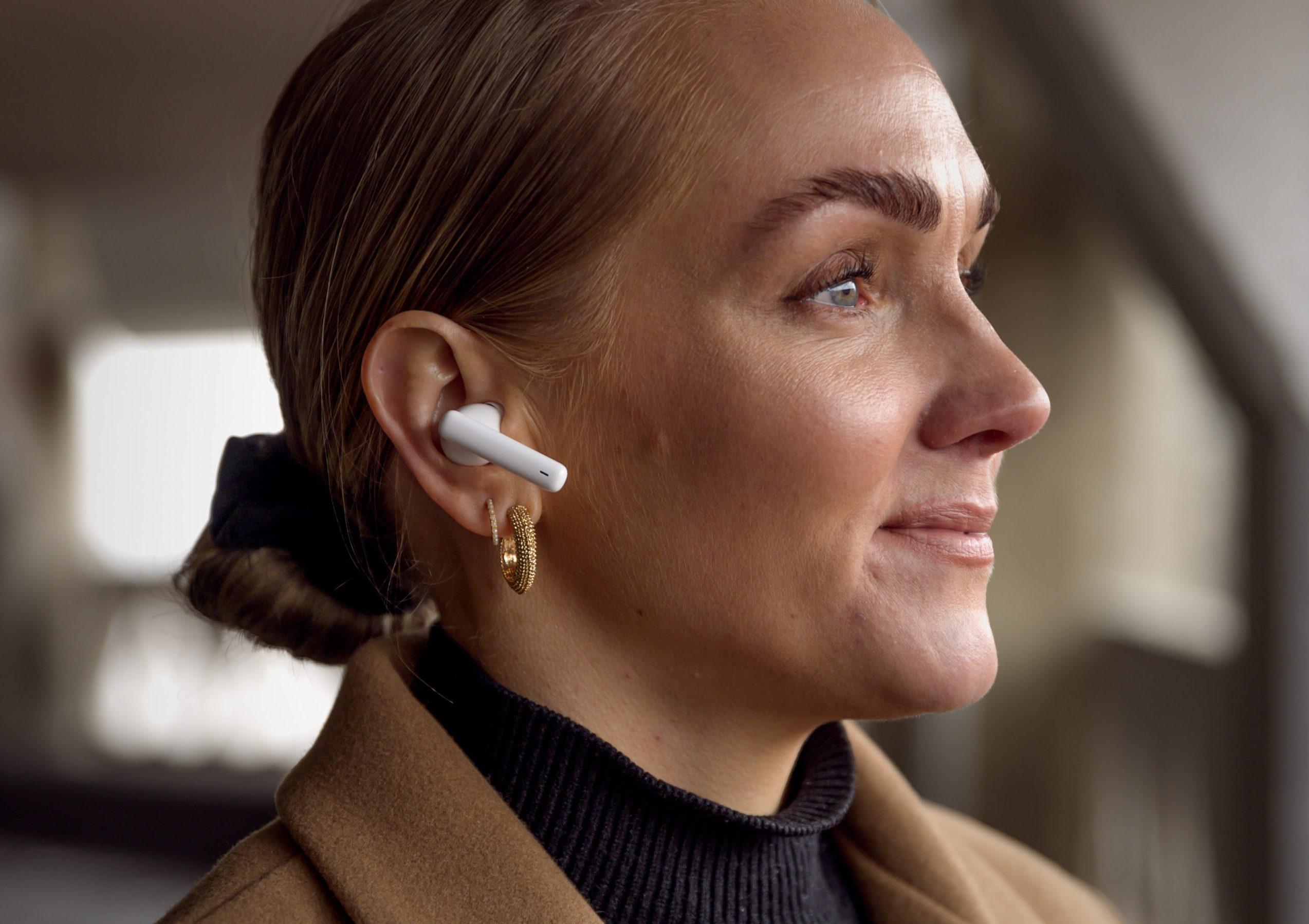 Huawei lanserar nya FreeBuds 4i med aktiv brusreducering och lång batteritid