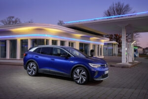 Volkswagen driver på utvecklingen inom digitalisering – ny mjukvara för ID.-familjen tillgänglig