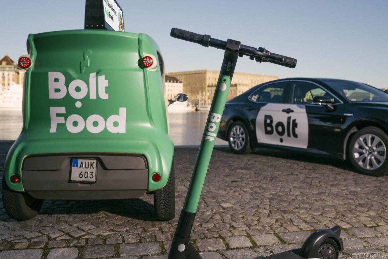 Bolt i startgroparna för hemleveranser av dagligvaror i Sverige