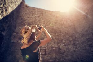 italian castle ruins 002