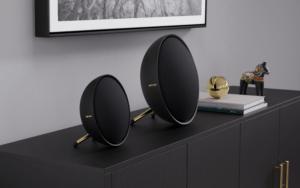 Kraftfullt och anpassningsbart hemmaljud utan designkompromisser