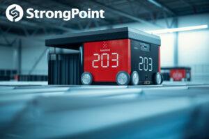 StrongPoint blir distributör för AutoStore