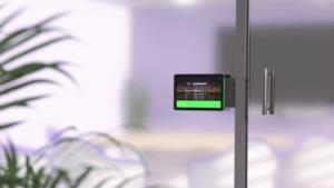 Logitech expanderar sina pekskärmslösningar i och utanför möteslokaler
