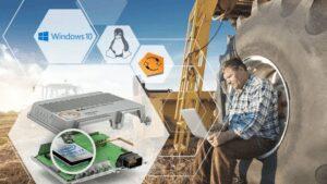 B&R Hypervisor minskar platsbehovet i mobila maskiner