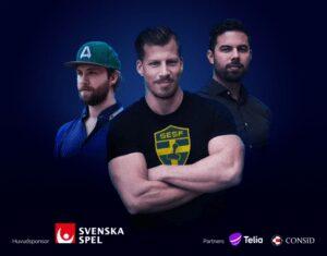 Svenska landslaget i e-sport stöttas av Telia inför VM
