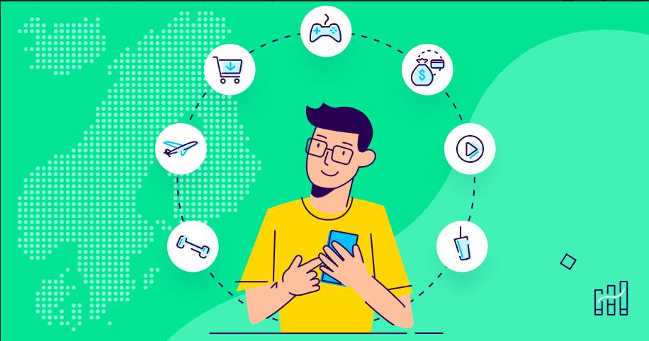 En tredjedel kollar mobilen mer än 50 gånger om dagen visar ny studie