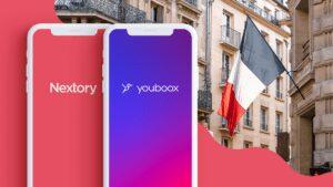 Nextory förvärvar Frankrikes största lokala streamingtjänst