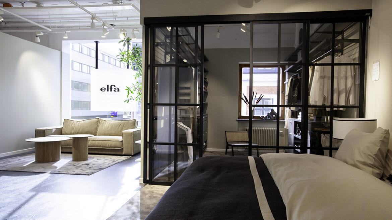 Världspremiär för Elfas inspirationsstudio i centrala Malmö