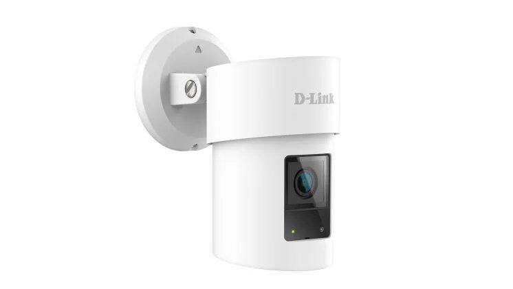 D-Link lanserar nu en 2K QHD pan & zoomkamera med utökad smart AI-detektering