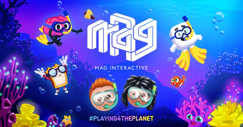 MAG samarbetar med FN:s klimat- och spelsatsningPlaying For The Planet